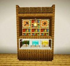 - Minecraft World