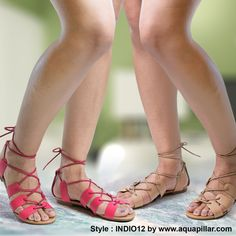 d783393f891 Walk in comfort in these gladiator inspired flat lace up sandals