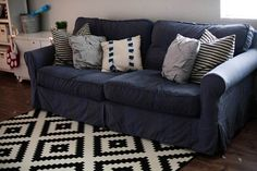 Attrayant How To Dye A Sofa Slipcover