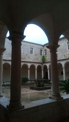 Ferences kolostor,Zadar