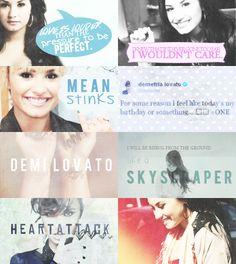 demi lovato quotes about recovery | Demi Lovato