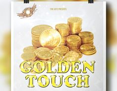 "Check out my @Behance project: ""golden touch flyer"" https://www.behance.net/gallery/14264621/golden-touch-flyer"