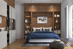 Bangalore interior design_master bedroom
