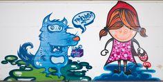 caratart Episode 2: Graffiti Kunst der Münchner Streetart Künstler LOOMIT und LawOne in der Tiefgarage des carathotel München. / caratart Episode 2: Graffiti art by the munich streetart artists LOOMIT and LawOne in the carathotel Munich underground parking. Graffiti Kunst, Disney Characters, Fictional Characters, Snoopy, Underground Garage, Germany, Fantasy Characters, Disney Face Characters