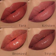 Anastasia Beverly Hills Fall Lipglosses