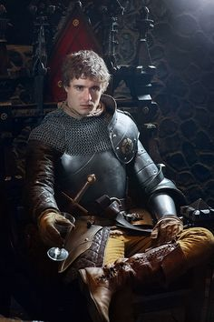 Max Irons (*1985), The White Queen