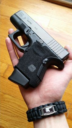 Stippled Glock 26