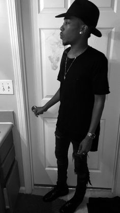 Smoking that all black