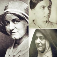 """""""I never knew that people could be like this, neither did I know that my brothers and sisters would have to suffer like this. ... I pray for them every hour. Will God hear my prayers? He will certainly hear them in their distress."""" Saint Teresa Benedicta of the Cross (Edith Stein). She died in the gas chambers at Auschwitz on 9 August 1942."""