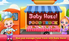 Show off your cooking skills and assist Baby Hazel in running and managing a food truck https://play.google.com/store/apps/details?id=com.AxisEntertainmentLTD.BabyHazelFoodTruck