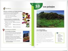 "Unidad 5 de Ciencias Sociales de 3º de Primaria: ""Los paisajes"" Interior, Ideas, Socialism, Interactive Activities, Social Science, Unity, United States, Scenery, Indoor"