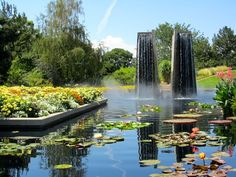 Denver Botanical Gardens.  We visited here a few years ago and are thinking about returning again this summer.