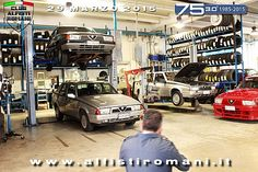 10° Raduno 30° Anniversario Alfa Romeo 75 - 29 Marzo 2015 - Pomezia (RM)