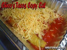Chico's Tacos Copy Cat {Recipe} - Thrifty Ninja