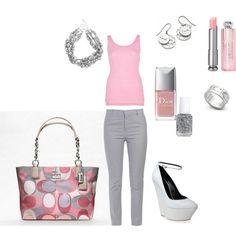 fashion, purs, nail polish, coach bags, cloth, outfit, diets, coaches, shoe