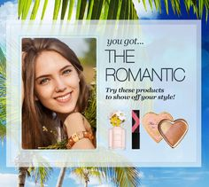 My Beauty Style today is Romantic! I just took the ULTA Quiz for the chance to WIN a Maui vacation.