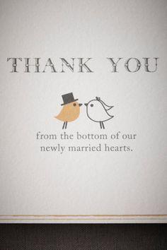 adorable thank you notes