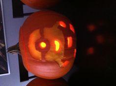 Minion pumpkin