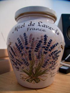 Miel de Lavande by zacharydenton, via Flickr
