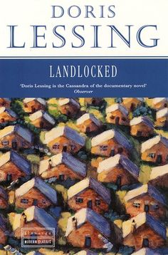 Landlocked by Doris Lessing Children of Violence ex library copy paperback 1990 The Quiet American, Graham Greene, Dory, Documentaries, This Book, Novels, Sleepy Bear, Free Apps, Audiobooks
