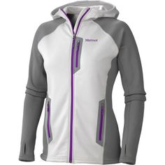 OH! YA, want this a lot! Marmot Power Stretch Fleece Hooded Jacket - Women's