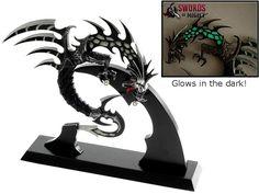 Glow in the Dark Dragon Fantasy Dagger