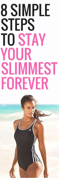 8 Simple Strategies To Stay Slim Forever - Vicky Is Now Fit Weight Loss Secrets, Losing Weight Tips, Weight Loss Journey, How To Lose Weight Fast, Workout To Lose Weight Fast, Workout For Beginners, Workout Videos, Workouts, Weight Management