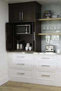 Storage solutions for the modern Kitchen