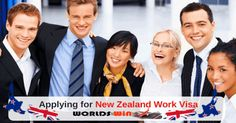 New Zealand Work Visa   As in any other country, a visa to work in New Zealand is also required. New Zealand is a good place for foreigne...