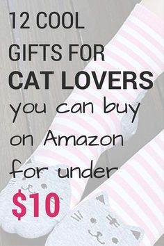 Affordable gifts for cat lovers