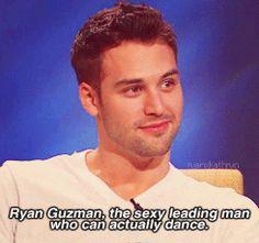Ryan Guzman gif -1-