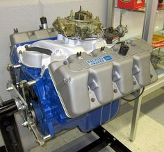 Ford Boss 429 engine