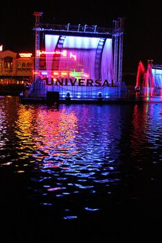 Full Preview: Universal's Cinematic Spectacular lagoon show delights film fans with immersive tribute at Universal Orlando