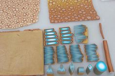 cynthia toops |  polymer clay materials for creating jewelry