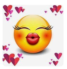 Funny Emoji Faces, Emoticon Faces, Funny Emoticons, Smiley Faces, Emoji Images, Emoji Pictures, Cute Cartoon Pictures, Bisous Gif, Emoji Texts