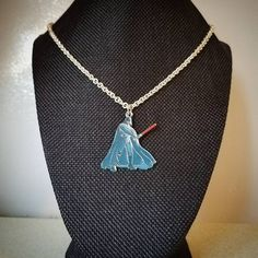 "Darth Vader 18"" Necklace"
