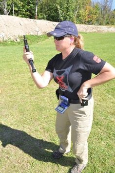 SHOOTING TIP! She Shoots 2 tells explains why you should train using a shot timer -  http://www.womensoutdoornews.com/2014/12/use-shot-timer-training-tool/ Sponsored by VERTX Shot-timer-reload
