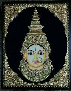 Mysore Painting, Tanjore Painting, Krishna Painting, Krishna Art, Buddha Painting, Lord Krishna, Mural Painting, Mural Art, Painting & Drawing