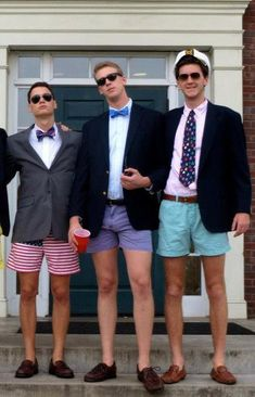 I don't think Chubbies look right on guys with skinny legs.