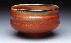 Just the right amount of organic shape. Still usable as a tea bowl. Nice! (From: reid ozaki, studio potter)