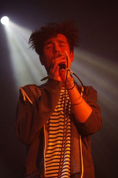 Bastille at Live at Leeds. Lots of not-metal bands. Some of which were awful. Liked Bastille though :-)