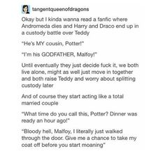 this is canon and that's all tags drarry pansmione blairon wolfstar dracomalfoy harrypotter romione sirusblack remuslupin pansyparkinson blaisezabini ronweasley hermionegranger Gay Harry Potter, Harry Draco, Harry Potter Marauders, Harry Potter Ships, Harry Potter Universal, Draco Malfoy, Slytherin Harry Potter, James Potter, Ravenclaw