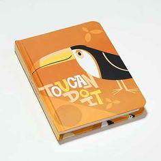 Toucan Do It Journal