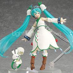 Vocaloid Hatsune Miku PVC Anime Action Figures Model Toys Doll Toy - USD $17.99