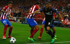 Tentang 'Aksi Houdini' Karim Benzema Yang Runtuhkan Mimpi Atletico Madrid