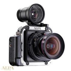 ALPA of Switzerland - Manufacturers of remarkable cameras - ALPA 12 TC si