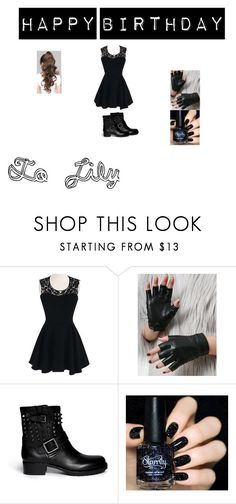 """""""Happy Birthday to Lily"""" by annathewriter ❤ liked on Polyvore featuring Valentino"""