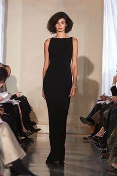 Badgley Mischka Fall 2002 Ready-to-Wear Fashion Show Collection