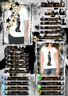 T-Shirt Taeyang Round Neck C10