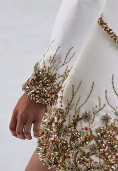 — Chanel Fall/Winter 2014 Couture details